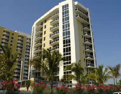 West Palm Beach Rental Leased: 1617 Flagler Drive #301