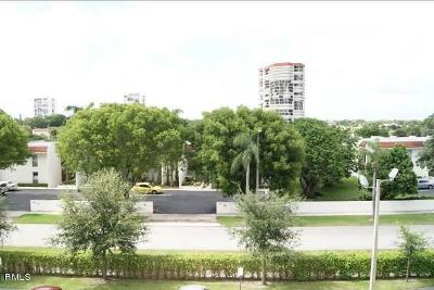 West Palm Beach Rental Leased: 1638 Embassy Drive #408