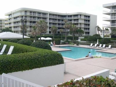 Palm Beach Rental Leased: 3250 S Ocean Boulevard #508 S