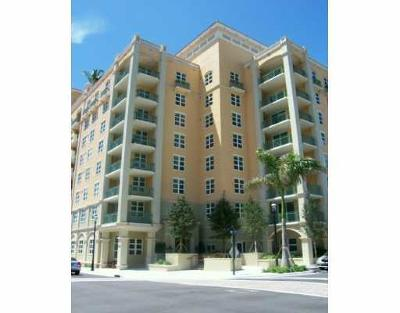 West Palm Beach Rental Leased: 403 S Sapodilla Avenue #518