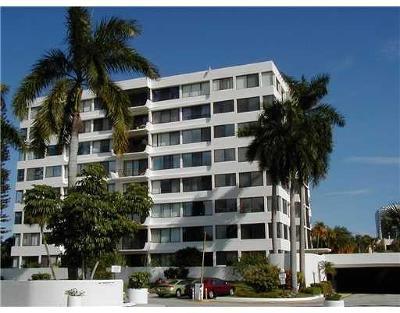 West Palm Beach Rental Leased: 1500 Presidential Way #Apt 304