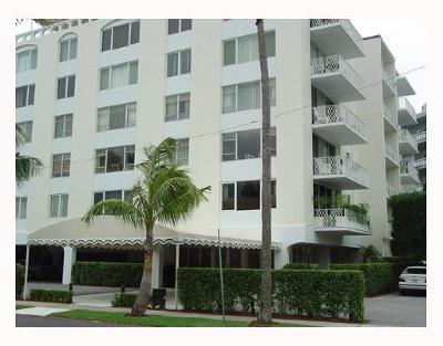 Palm Beach Rental Leased: 434 Chilean Avenue #Apt 2d