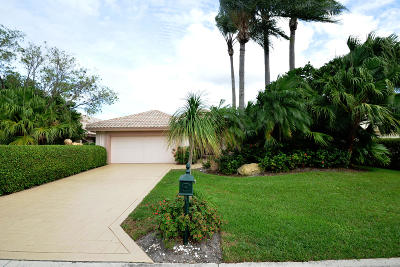 Boca Raton Single Family Home For Sale: 19404 Cedar Glen Drive