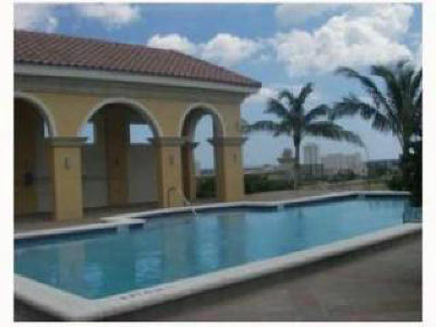 West Palm Beach Rental Leased: 403 S Sapodilla Avenue #718