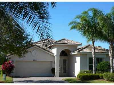 Port Saint Lucie Rental Contingent: 8301 Riviera Way
