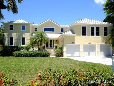 Sanibel Single Family Home For Sale: 1238 Isabel Dr
