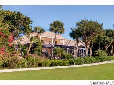 Sanibel Single Family Home For Sale: 2939 Wulfert Rd