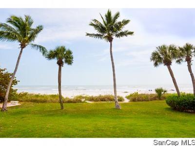 Sanibel Condo For Sale: 2445 W Gulf Dr #E6