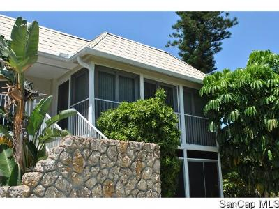 Sanibel Condo For Sale: 641 Periwinkle Way #A8