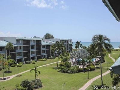 Sanibel Condo For Sale: 979 East Gulf Dr #264