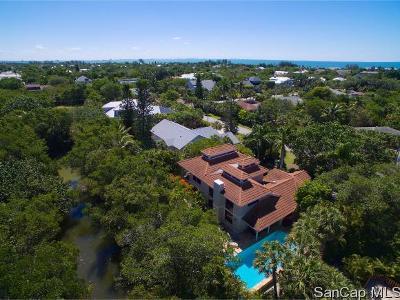 Sanibel Single Family Home For Sale: 732 Windlass Way