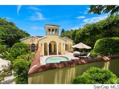 Captiva Single Family Home For Sale: 16167 Captiva Dr