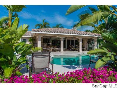 Sanibel Single Family Home For Sale: 932 Whelk Dr