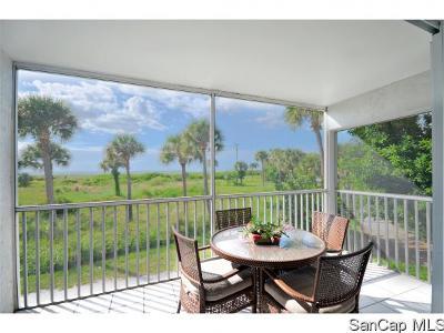 Captiva Condo For Sale: 2417 Beach Villas #2417