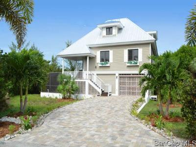 Sanibel Single Family Home For Sale: 698 Spartina Ct