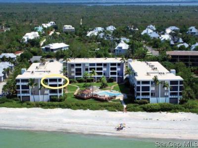 Sanibel Condo For Sale: 2777 W Gulf Dr #313