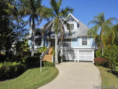 Sanibel Single Family Home For Sale: 239 Daniel Drive