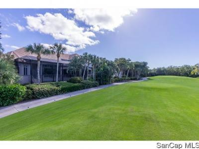 Sanibel FL Single Family Home For Sale: $1,598,000