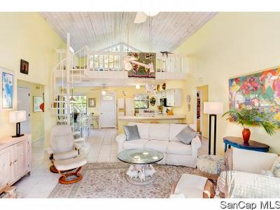 Captiva Single Family Home For Sale: 11490 Dickey Ln