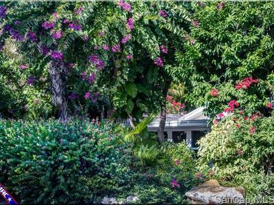 Captiva Single Family Home For Sale: 11500 Gore Ln