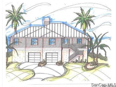 Sanibel Single Family Home For Sale: 3354 Barra Cir
