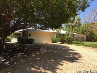 Sanibel Single Family Home For Sale: 4436 Waters Edge Ln