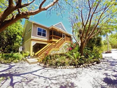 Captiva Single Family Home For Sale: 4570 Oro Pesos Ln