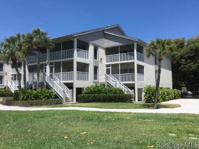 Sanibel Condo For Sale: 2255 W Gulf Dr #132