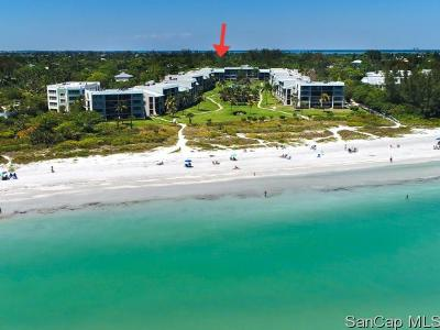 Sanibel Condo For Sale: 979 East Gulf Drive #342
