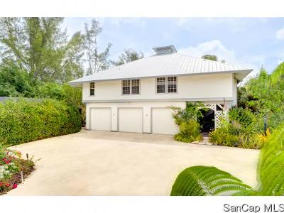 Sanibel Single Family Home For Sale: 9459 Begonia Ct