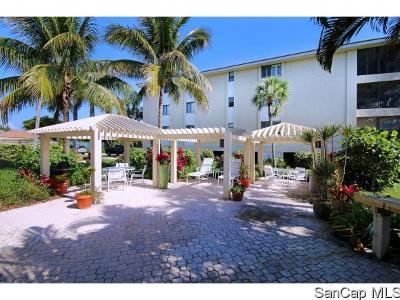 Sanibel Condo For Sale: 1785 Middle Gulf Dr #A303