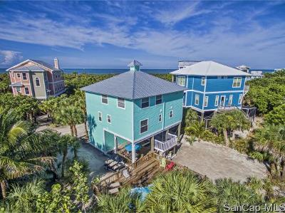 Captiva Single Family Home For Sale: 4480 Panama Shell Dr