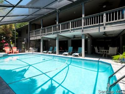 Sanibel Single Family Home For Sale: 765 Conch Ct.