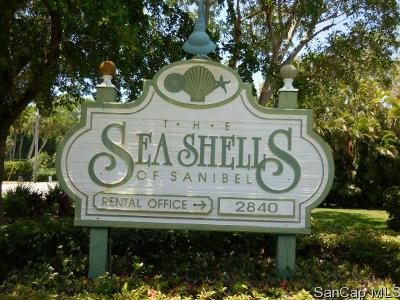 Sanibel Condo For Sale: 2840 W Gulf Dr #40