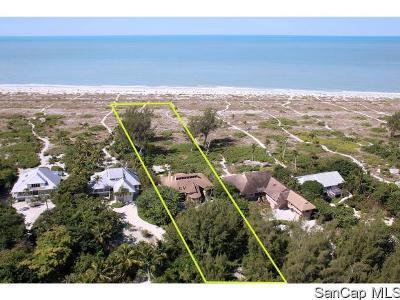 Sanibel Single Family Home For Sale: 4995 Joewood Dr