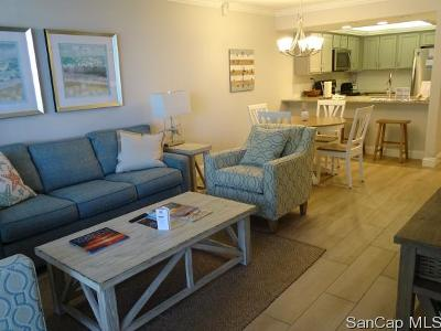 Sanibel Condo For Sale: 1501 Middle Gulf Dr #B108