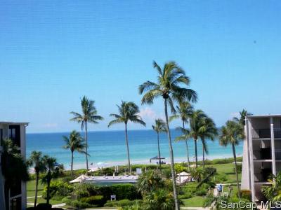 Sanibel Condo For Sale: 1501 Middle Gulf Dr #H-406