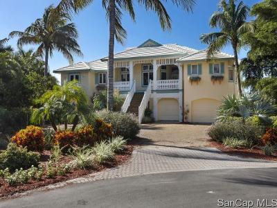 Sanibel Single Family Home For Sale: 1349 Eagle Run Dr