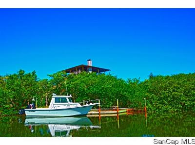Captiva Single Family Home For Sale: 341 Pieces Of Eight