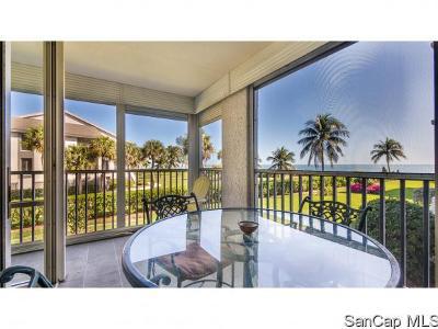 Sanibel Condo For Sale: 2265 W Gulf Dr #220E