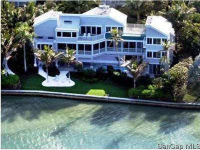 Sanibel Single Family Home For Sale: 1272 Isabel Dr