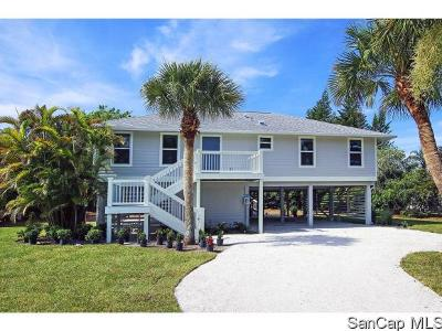 Sanibel Single Family Home For Sale: 474 Lake Murex Cir