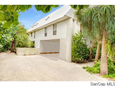 Sanibel Single Family Home For Sale: 1035 S Yachtsman Dr