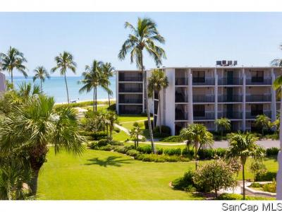 Sanibel Condo For Sale: 1501 Middle Gulf Dr #H409
