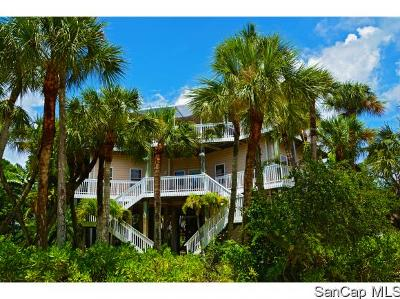 Captiva Single Family Home For Sale: 4511 Hidden Ln
