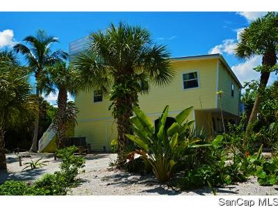 Captiva Single Family Home For Sale: 540 Coral Cir