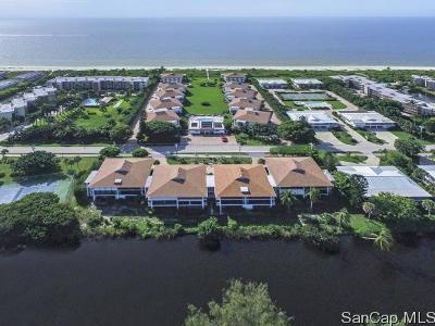 Sanibel Condo For Sale: 1340 Middle Gulf Dr #6D