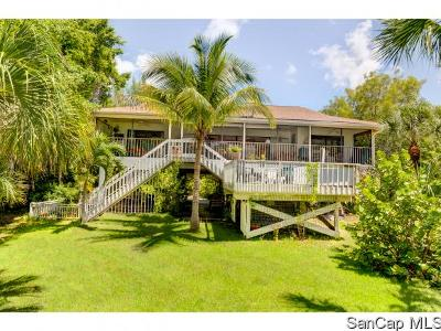 Sanibel Single Family Home For Sale: 4542 Bowen Bayou Rd
