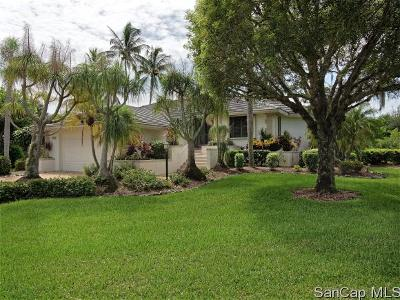Sanibel Single Family Home For Sale: 1312 Par View Dr