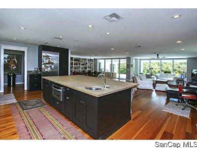 Sanibel Single Family Home For Sale: 1152 Buttonwood Ln